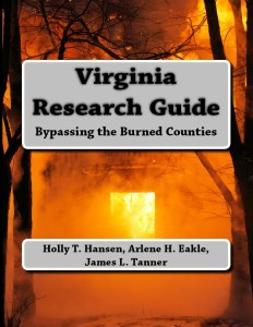 Virginia: Bypassing the Burned Counties