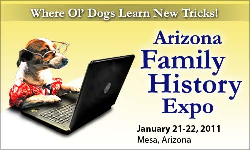 Arizona Family History Expo 2011
