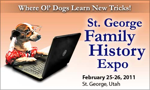 St. George Family History Expo 2011