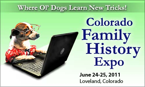 Colorado Family History Expo 2011