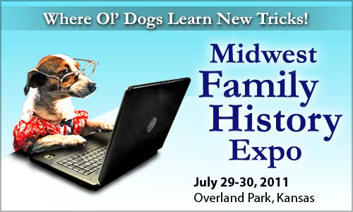 Midwest Family History Expo 2011