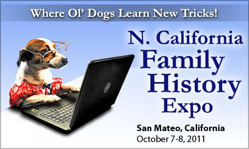 Northern California Family History Expo 2011