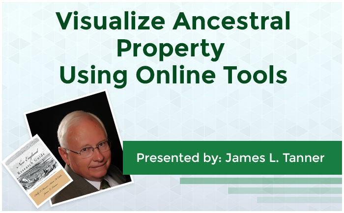 Visualizing Ancestral Property Using Online Tools