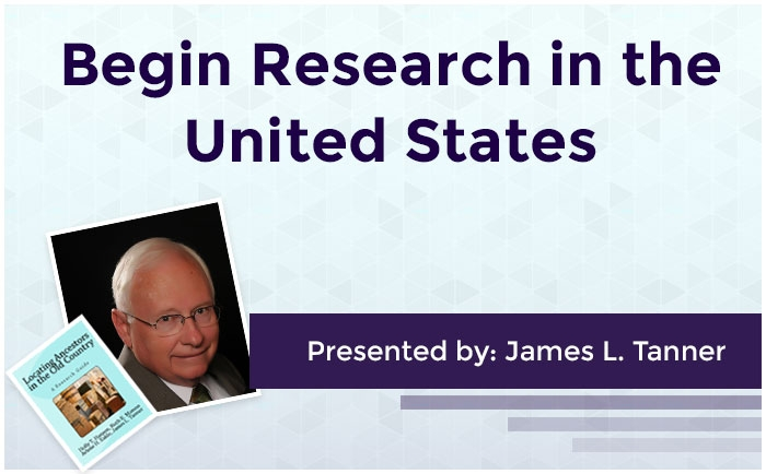 Begin Research in the United States