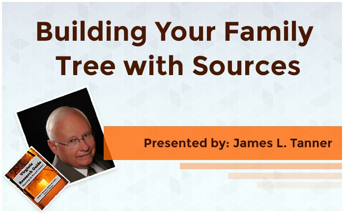 Building Your Family Tree with Sources