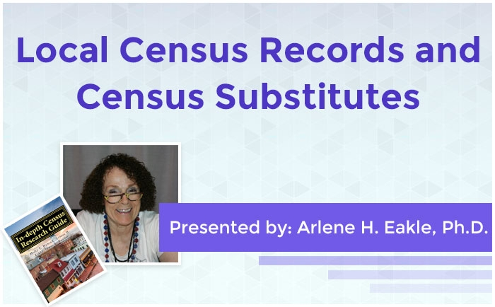 Local Census Records and Census Substitutes