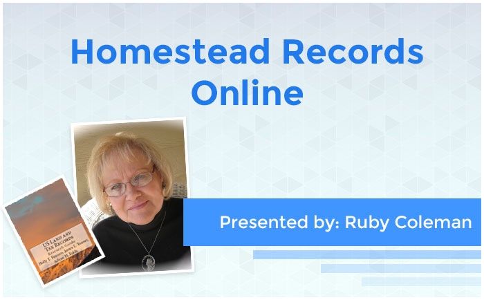 Homestead Records Online