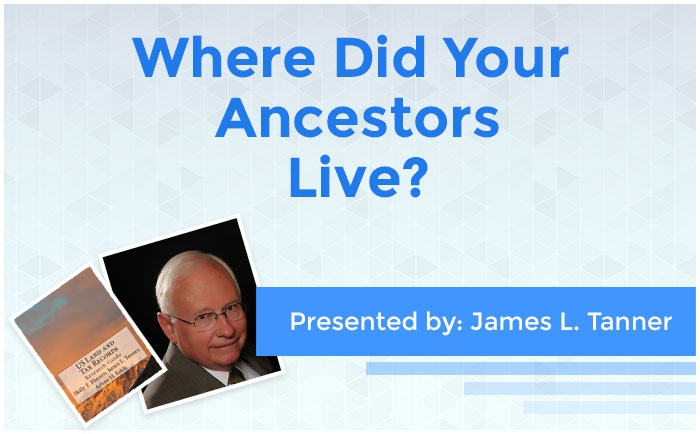 Where Did Your Ancestors Live?