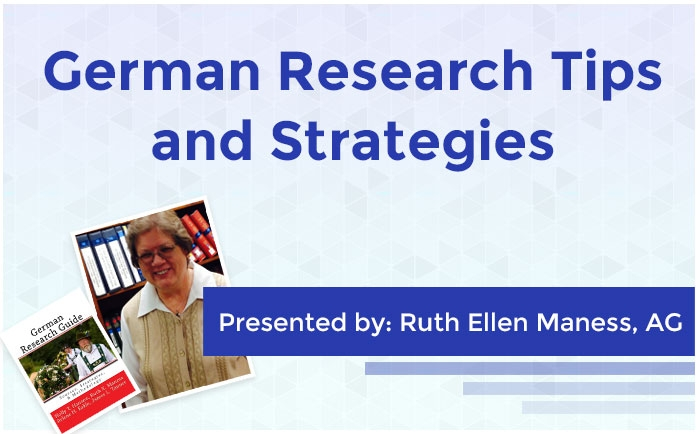 German Research Tips and Strategies