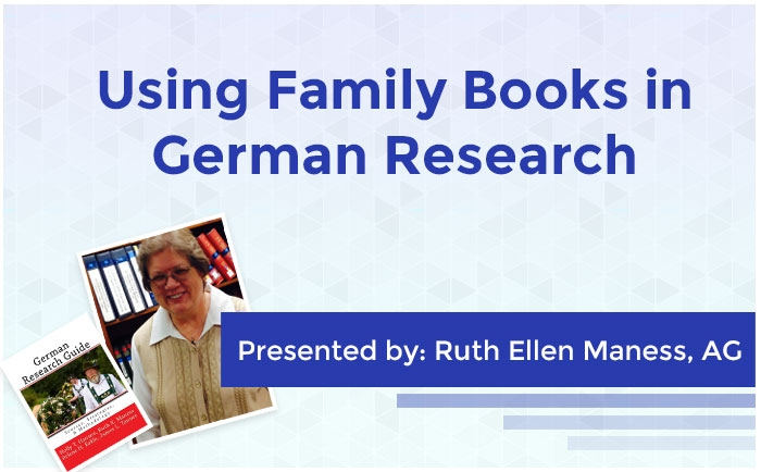 Using Family Books in German Research