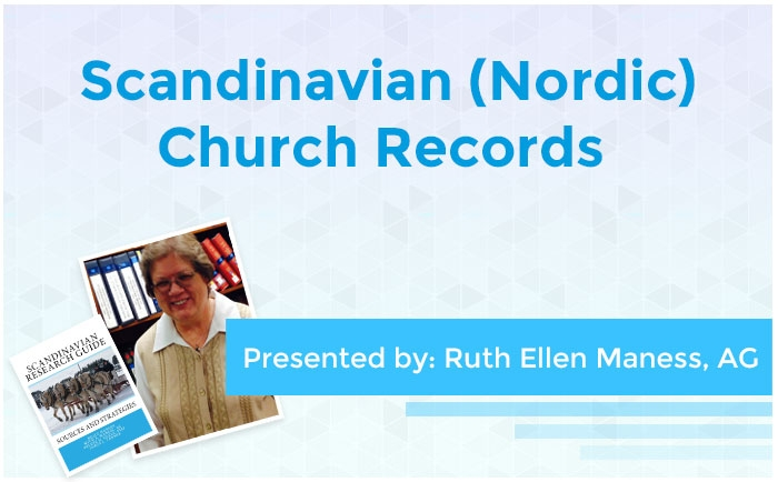 Scandinavian (Nordic) Church Records