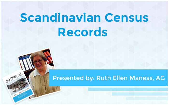 Scandinavian Census Records