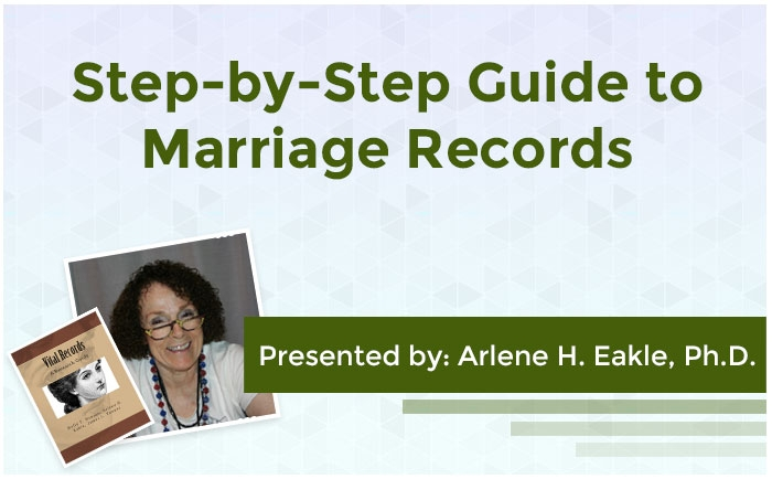 Step-by-Step Guide to Marriage Records