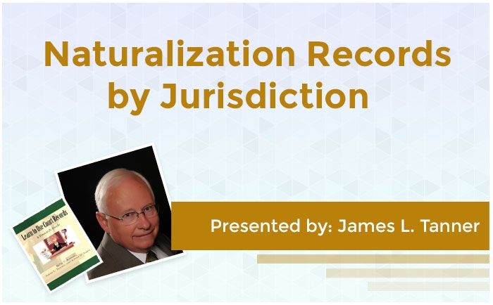 Naturalization Records by Jurisdiction
