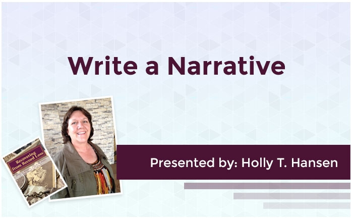 Write a Narrative