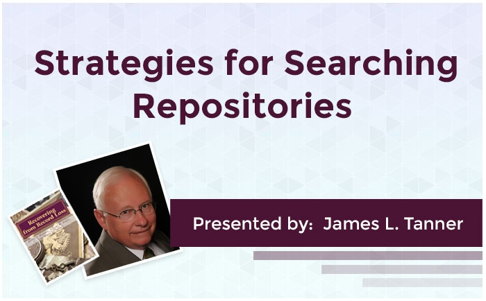 Strategies for Searching Repositories