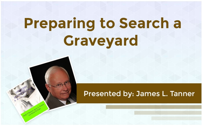 Preparing to Search a Graveyard