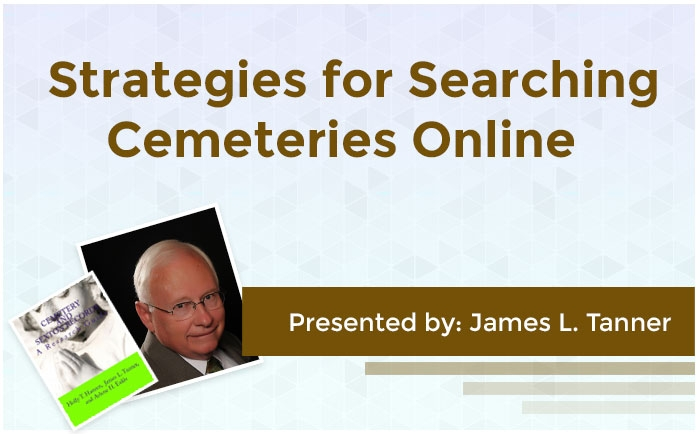 Strategies for Searching Cemeteries Online