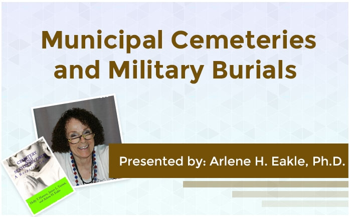 Municipal Cemeteries and Military Burials