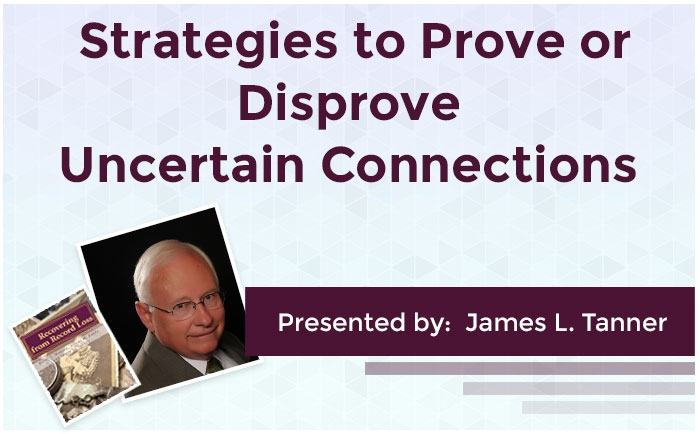 Strategies to Prove or Disprove Uncertain Connections