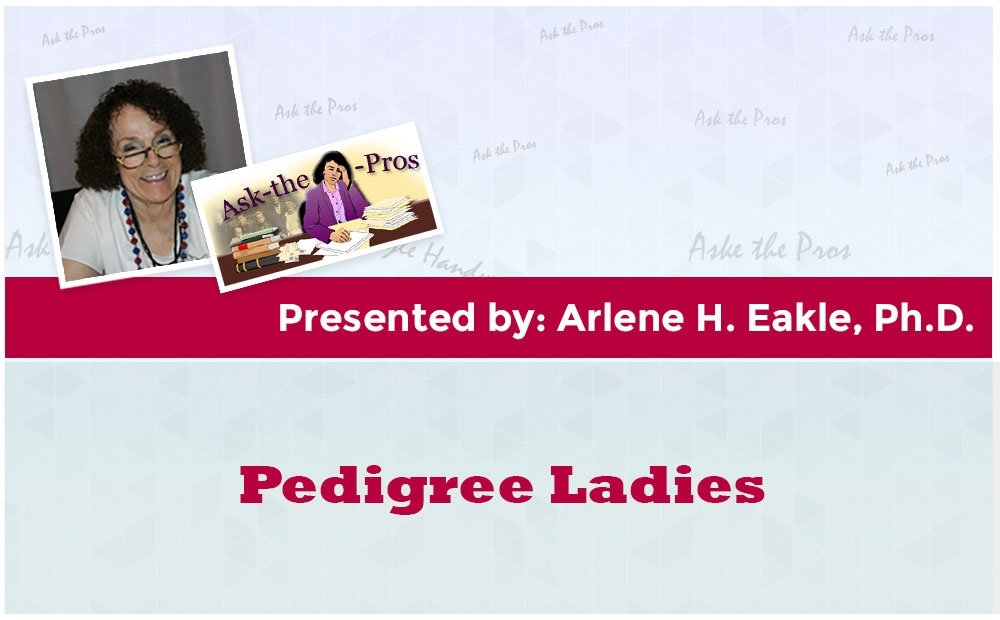 Pedigree Ladies