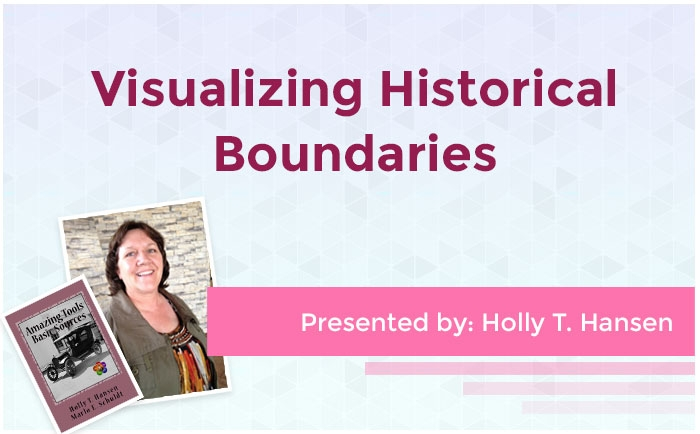 Visualizing Historical Boundaries