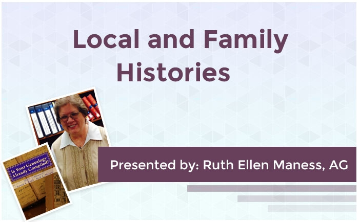 Local and Family Histories