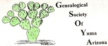 Genealogical Society of Yuma Arizona
